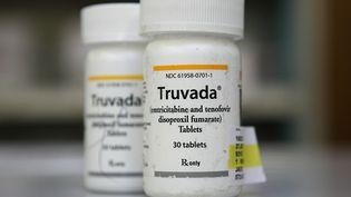 22 experts ont recommandé le 10 mai 2012 à l'Agence américaine des médicaments (FDA) la mise sur le marché du Truvada. (JUSTIN SULLIVAN / GETTY IMAGES NORTH AMERICA / AFP)