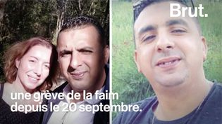 VIDEO. À Besançon, ils font une grève de la faim pour ne pas être expulsés (BRUT)