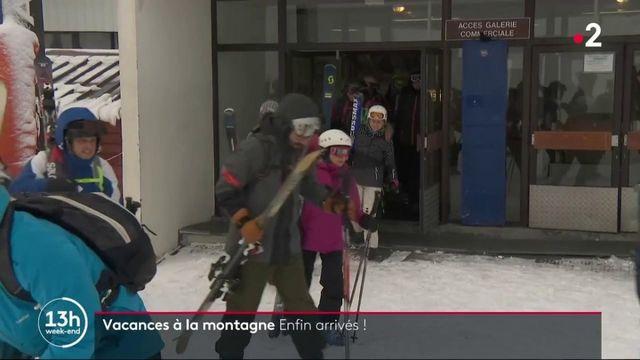 Vacances de Noël : un périple pour rejoindre les stations de ski