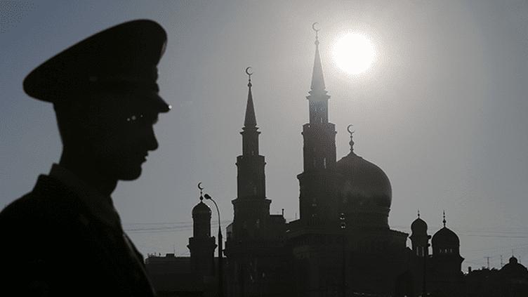 (Grande mosquée de Moscou © REUTERS/Maxim Shemetov)
