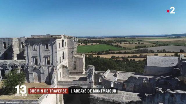 Patrimoine : la riche histoire de l'abbaye de Montmajour
