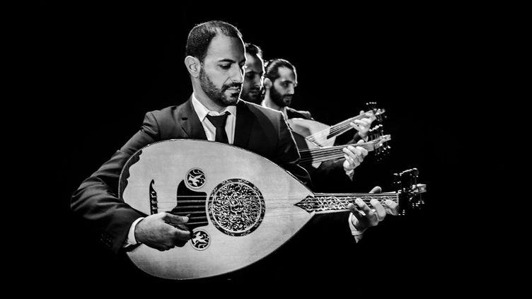 Le Trio Joubran  (Myriam Boulos)