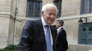 Jacques Chancel à Paris, le 12 octobre 2011. (FRANCOIS GUILLOT / AFP)