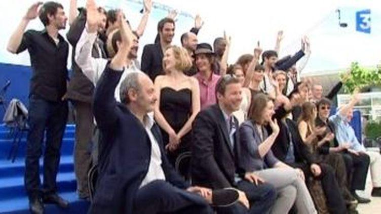 Concours Talents Cannes Adami: à la recherche d'une future tête d'affiche  (Culturebox)