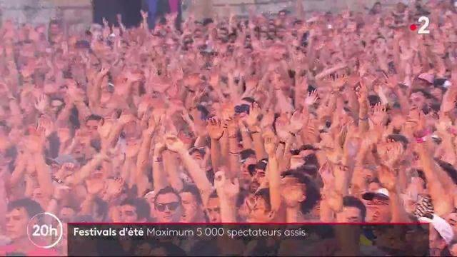 Été 2021 : les festivals de musique auront droit de cité, sous certaines conditions