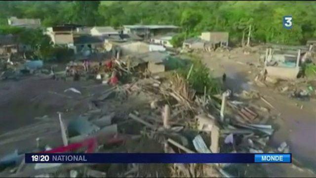 Colombie : plus de 200 morts dans une coulée de boue