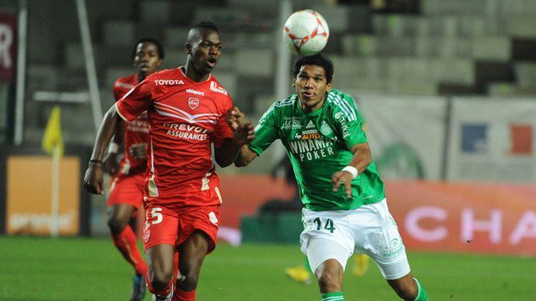 L'attaquant Brandao de retour à Marseille