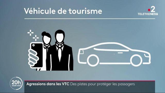 Agressions dans les VTC : des pistes pour protéger les passagers