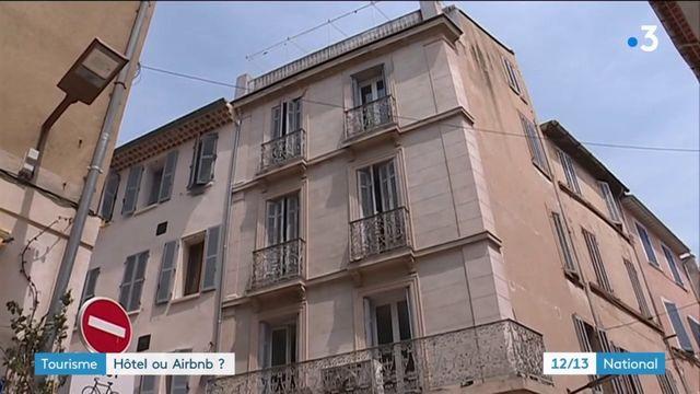 Tourisme : le bras de fer entre les hôtels et Airbnb
