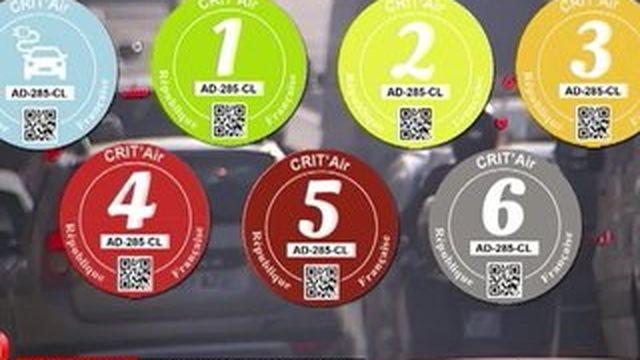 Pic de pollution : un nouveau dispositif pour réguler la circulation