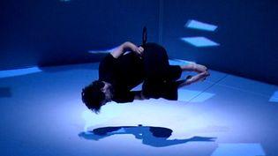"""""""Le Mouvement de l'air"""" la nouvelle création des arts numériques par le collectif lyonnais Claire B. et Adrien M.  (France 3 / Culturebox)"""