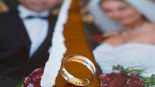 Aux Etats-Unis, en 2012, le nombre de divorces a augmenté pour la troisième année consécutive. (  MAXPPP)