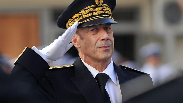 Le préfet Alain Gardère, photographié ici le 30 mai 2011 à Marseille (Bouches-du-Rhône). (GERARD JULIEN / AFP)