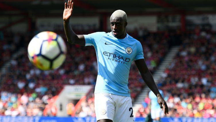 Benjamin Mendy sous les couleurs de Manchester City (GRAHAM HUNT / PRO SPORTS IMAGES LTD)
