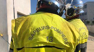 Les sapeurs-pompiers des Bouches-du-Rhône en intervention (image d'illustration) (CAMILLE PAYAN / FRANCE-BLEU PROVENCE)