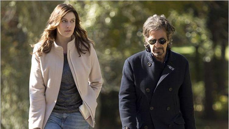"Greta Gerwig et Al Pacino dans ""The Humbling"" de Barry Levinson  (Metropolitan FilmExport )"