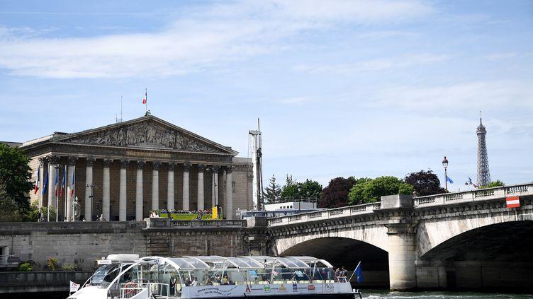 L'Assemblée nationale, le 15 mai 2017. (FRANCK FIFE / AFP)
