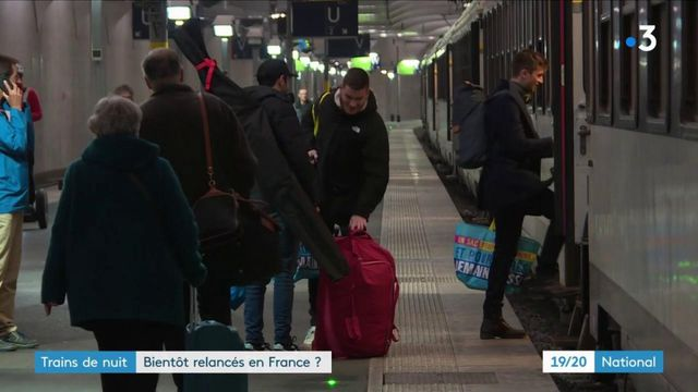 Train : la France pourrait renouer avec ces voyages de nuit