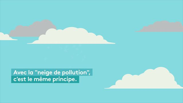 3 questions sur la neige de pollution