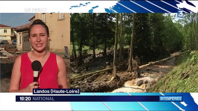 Orages en Haute-Loire : le point sur la situation