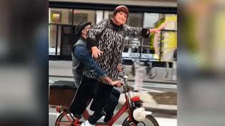 (Capture d'écran vidéo JR)