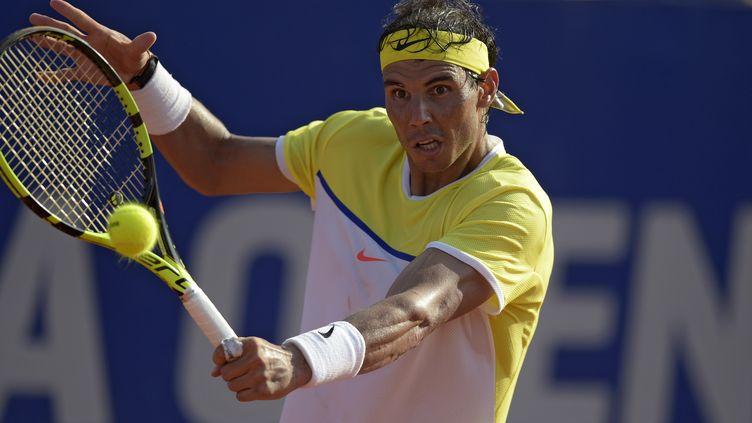 Rafael Nadal (EITAN ABRAMOVICH / AFP)