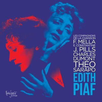 Album contenant un titre inédit d'Edith Piaf  (Warner Music)