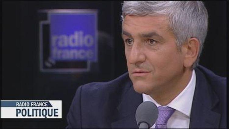 Hervé Morin estime que ce vote des grands électeurs est une sanction pour le président de la République (France Inter)