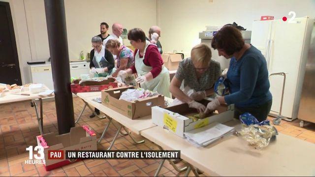 Pau : un restaurant offre le dîner aux personnes seules