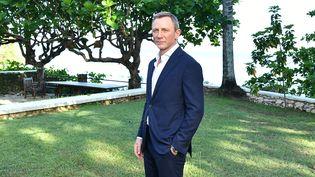 L'acteur de James Bond, Daniel Craig, le 25 avril 2019 en Jamaïque. (SLAVEN VLASIC / GETTY IMAGES NORTH AMERICA / AFP)
