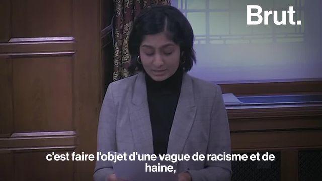 Ce 9 septembre 2021, la députée Zarah Sultana a livré un poignant plaidoyer en plein Parlement britannique.
