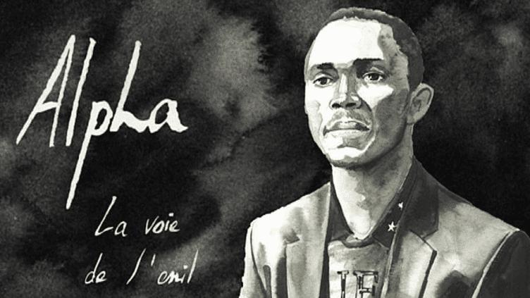 Le journaliste guinéen Alpha Kaba, réfugié politique en France, a été esclave des milices en Libye pendant plus de deux ans. Un enfer dont il témoigne dans un documentaire et un livre.  (culturebox / capture d'écran)