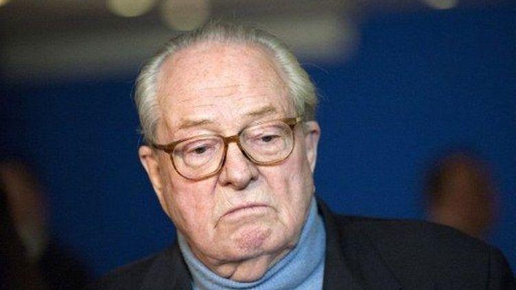 Jean-Marie Le Pen (BERTRAND LANGLOIS / AFP)