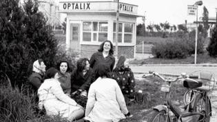 L'une des photos de mai 68 signées Jean-Claude Seine  (France 3 Culturebox capture d'écran)