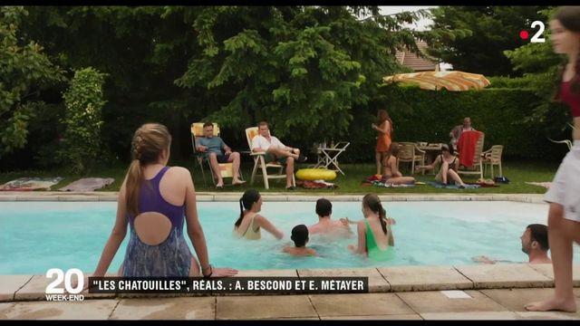 """Cinéma : """"Les Chatouilles"""", une thérapie pour Andréa Bescond"""