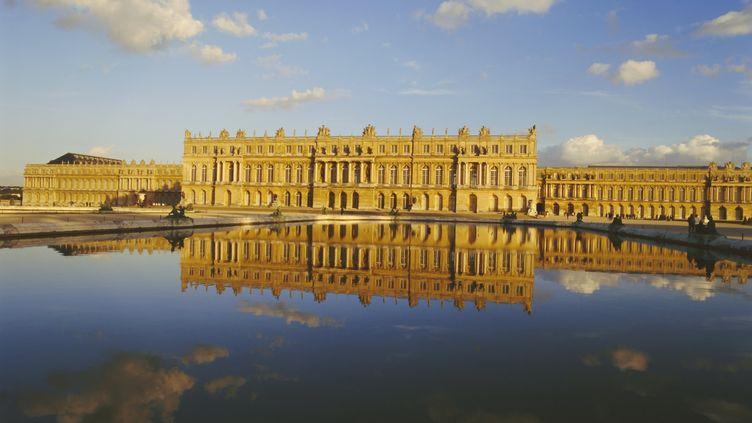 Le chateau de Versailles, le 16 août 2004. (DAVID HUGHES / ROBERT HARDING PREMIUM / AFP)