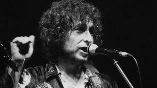 Bob Dylan à Bâle (Suisse) le 24 juillet 1981  (STR/EPA/Newscom/MaxPPP)