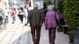 Selon le document, le trou du régime de retraite atteindrait plus de 4,5milliards d'euros en 2022. (JULIO PELAEZ / MAXPPP)