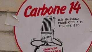 La radio Carbone 14. (CAPTURE ECRAN FRANCE 3)