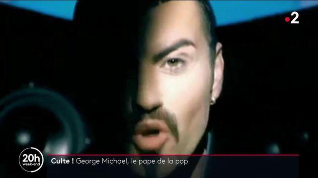Culte : l'iconique George Michael, de la pop au rock
