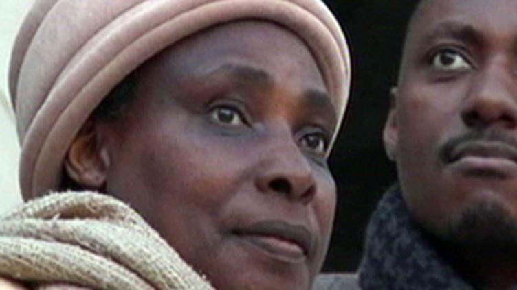 Agathe Habyarimana, la femme du président rwandais Juvénal Habyarimana, tué en 1994 (F2)