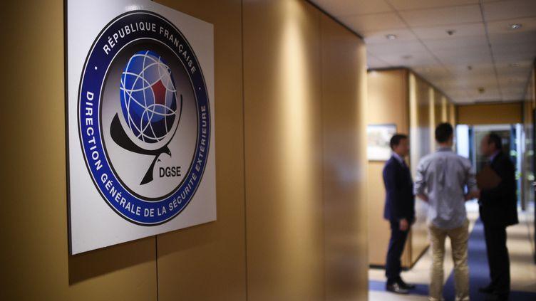 IllustrationDirection Générale de la Sécurité Extérieure. (MARTIN BUREAU / AFP)