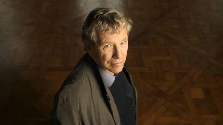 L'écrivain israélien Amos Oz en 2010.  (Ulf Andersen / Aurimages / Ulf Andersen / Aurimages)