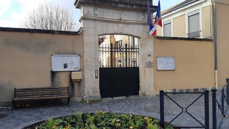 Ecole Saint Martial à Châteauroux (illustration). (GAËLLE FONTENIT / RADIOFRANCE)