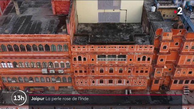 Inde : Jaipur, célèbre pour son palais des vents et ses pierres précieuses