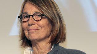 Françoise Nyssen,co-directrice de la maison d'édition Actes Sud nommé ministre de la Culture, mercredi 17 mai, photographié à Paris, le 18 mars 2017. (JACQUES DEMARTHON / AFP)