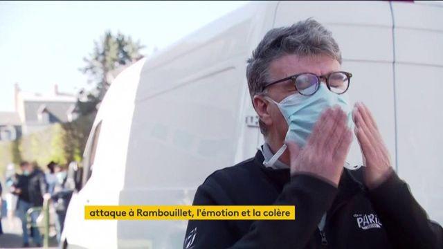 Attaque à Rambouillet : les habitants partagés entre émotion et colère