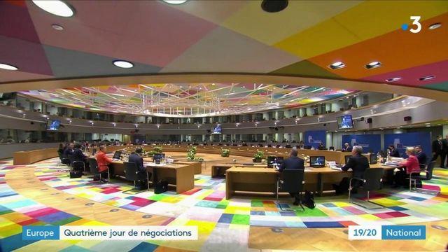 Europe : quatrième jour de négociations