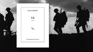 """""""14 """", Jean Echenoz, Editions de Minuit  (Ernest Brooks)"""