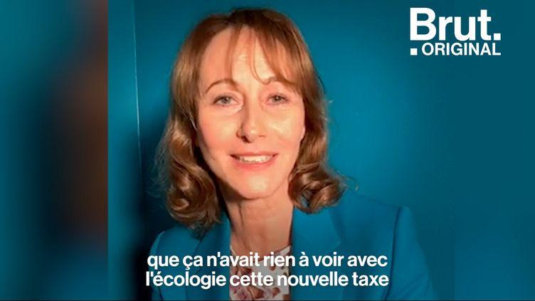 """VIDEO. """"Je comprends leur colère"""" : Ségolène Royal s'exprime au sujet des gilets jaunes (BRUT)"""